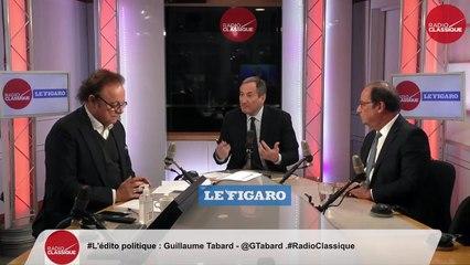 """Municipales à Paris : """"Si j'étais Parisien, je voterais Anne Hidalgo"""" déclare François Hollande"""