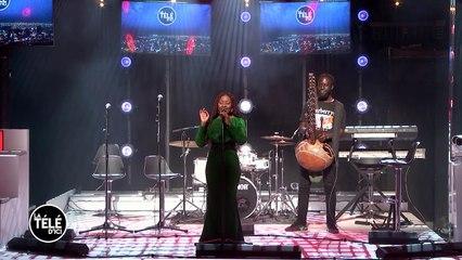 AMEE en Live dans le Talk-show la TÉLÉ D'ICI