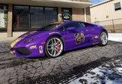 Une Lamborghini Kobe Bryant à vendre 170 000 $