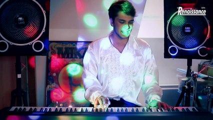 Pierre Llorca est un sosie vocal de Mika à Bayeux