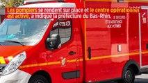 SNCF : un TGV Strasbourg-Paris déraille, le conducteur blessé, une vingtaine de blessés