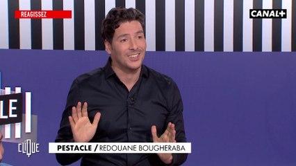 Redouane Bougheraba a discuté avec Céline Dion - Le Pestacle, Clique - CANAL+