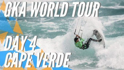 GKA Kite-Surf World Cup | Cape Verde 2020 | Competition Day 3