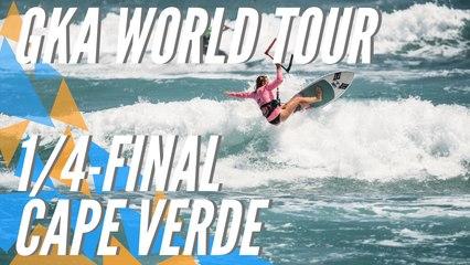 GKA Kite-Surf World Cup | Cape Verde 2020 | Quarterfinals