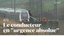 Les images du TGV qui a déraillé sur la ligne Strasbourg-Paris