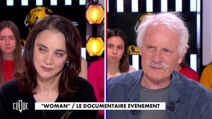 """Anastasia Mikova et Yann Arthus-Bertrand : """"Woman"""", le doc' événement - Clique - CANAL+"""