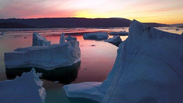 GREENLAND - LAND OF ICE 4K