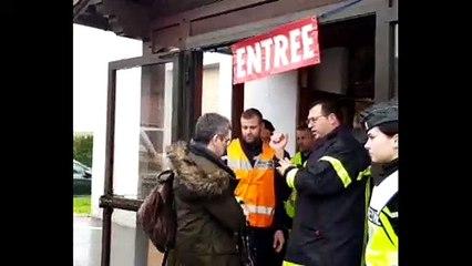 """Accident du TGV : """"ça a duré près d'une minute, le temps que le train s'arrête"""""""