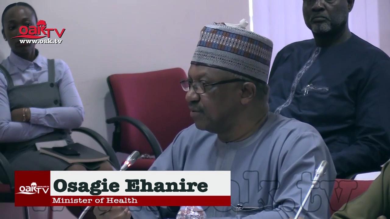 Nigeria's health Minister reveals new symptoms of coronavirus