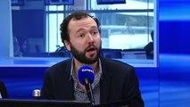 La France bouge : Jean-Christophe Gatuingt, cofondateur Visibrain société française spécialisée dans la veille et l'analyse des données qui circulent sur internet