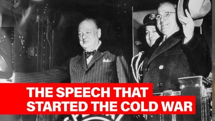 This Week in History: Churchill's Iron Curtain Speech