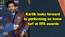 Kartik Aaryan looks forward to performing on home turf at IIFA awards