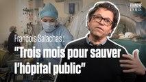 En pleine épidémie de coronavirus, François Salachas alerte sur l'hôpital public