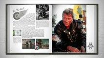 Johnny hallyday - Teaser pour livre Road Trip-Johnny Hallyday On the roadVersion 5 (14.10.2(1)