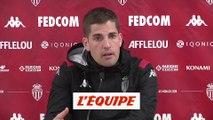 Moreno : «Faire un bon résultat pour nos supporters» - Foot - L1 - ASM
