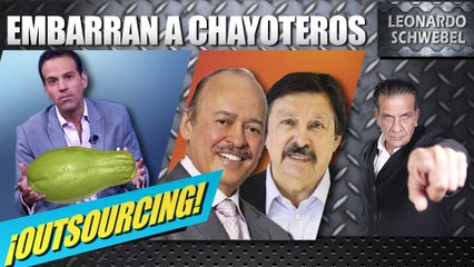 Denuncian a periodistas chayoteros por tema outsourcing