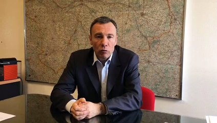 """VIDEO. Tours : cinq questions à Nicolas Gautreau, tête de liste """"Les Indépendants - Tours 2020"""""""