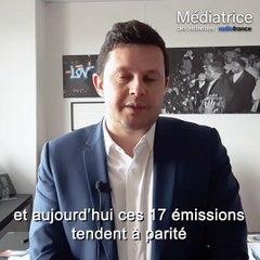 La parité sur les antennes de Radio France