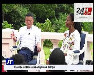 Togo : le Conseil de Jack Ma aux jeunes