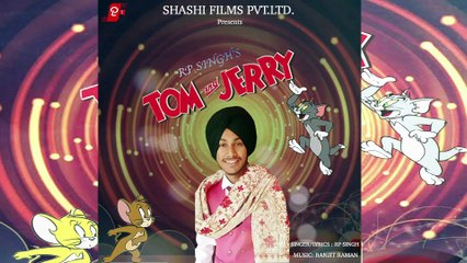 Tom And Jerry   RP Singh   Latest Instrumental Song 2020   Shashi Films