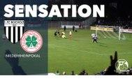 Kracher-Knockout: Kleeblätter kassieren Gegentor in der 94.! | 1. FC Bocholt – Rot-Weiß Oberhausen (Viertelfinale, Niederrheinpokal)