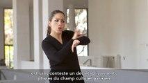 Visitez les collections du Musée d'Art Moderne de Paris en langues des signes