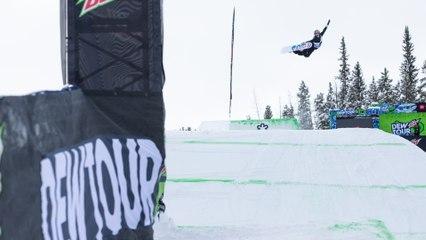 Toyota Women's Snowboard Modified Superpipe | Dew Tour Copper 2020 Day 3 Livestream