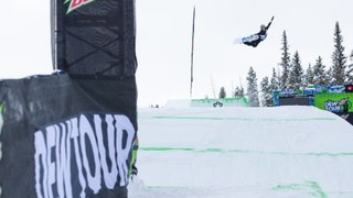 Toyota Women's Snowboard Modified Superpipe   Dew Tour Copper 2020 Day 3 Livestream