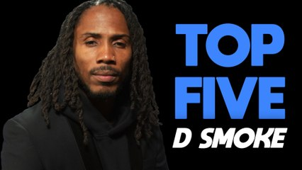 D Smoke shares his top five lessons learned from bullying
