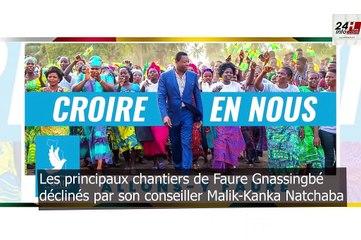 Togo : les chantiers de Faure Gnassingbé pour 2020-2025
