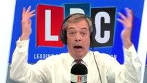Nigel Farage slams huge inconsistency in government response