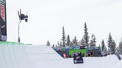 Toyota Women's Ski Modified Superpipe | Dew Tour Copper 2020 Day 3 Livestream