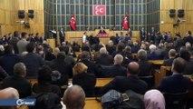 """زعيم الحركة القومية التركية: لا تختبروا صبرنا وإلا سيصل الجيش التركي لدمشق ونضع بشار """"بشوال خيش"""""""