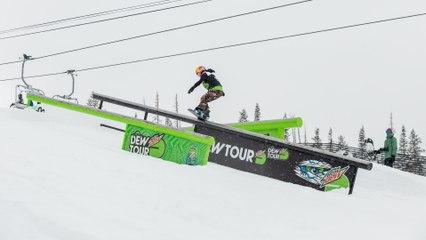 Women's Snowboard Slopestyle Final | Dew Tour Copper 2020 Day 4 Livestream