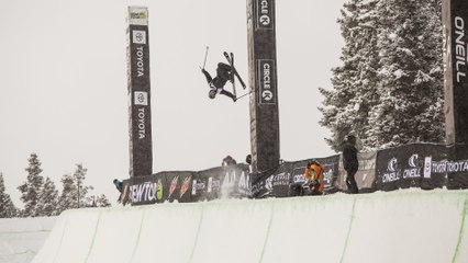 Men's Ski Toyota Modified Superpipe Final | Dew Tour Copper 2020 Day 4 Livestream
