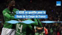 Saint-Étienne se qualifie en Coupe de France contre Rennes (2-1)