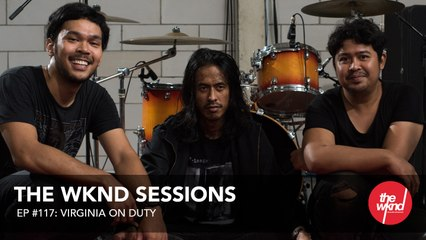 Virginia On Duty - The Wknd Sessions Ep. 117 (full performance)