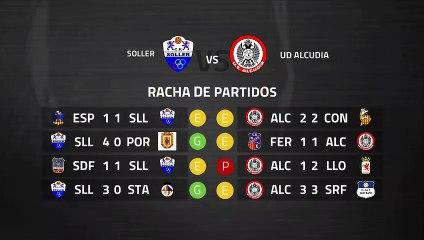 Previa partido entre Soller y UD Alcudia Jornada 27 Tercera División