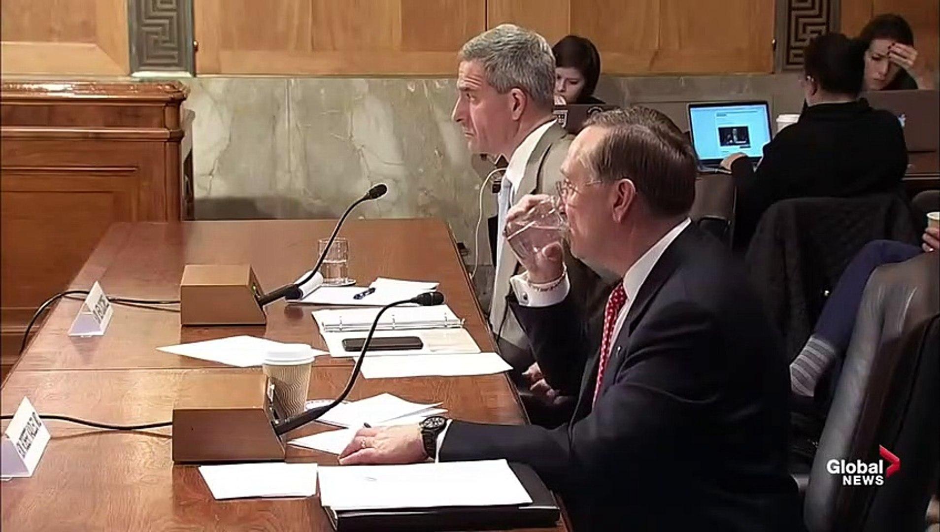 Coronavirus outbreak- U.S. Senate Homeland Security committee hearing on COVID-19 containment - FULL
