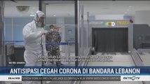 Bandara Lebanon Semprot Disinfektan untuk Cegah Corona