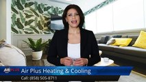 Air Plus Heating & Cooling San Diego Remarkable Air Condition Repairs