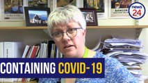 WATCH |  NICD explains what happens now that Covid-19 has reached SA