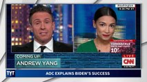 AOC: Biden Benefited From Low Expectations