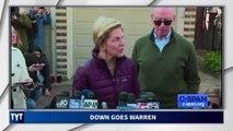 Elizabeth Warren Suspends Her Campaign For President