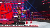 The Street Profits def. Seth Rollins & Murphy to become the new Raw Tag Team Champions |WWE|