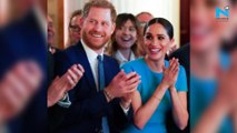 Meghan Markle and Prince Harry first public appearance together since royal visit