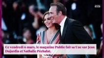 Jean Dujardin exilé en Suisse ? Sa réponse pleine d'ironie
