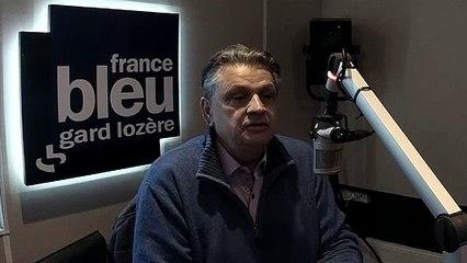 Didier Lourdou, responsable des opérations de mécénat aux restos du coeur du Gard