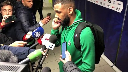 "M'Vila : ""On s'est mis en mode Coupe"""