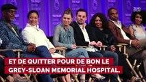 Grey's Anatomy : voilà comment Alex Karev (Justin Chambers) quitte la série pour de bon